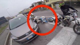 TM SMR 125 CRASH! - GIRO A NESE