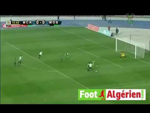 Ligue 1 Algérie (28e journée) : MC Alger 0 - 0 MO Béjaïa
