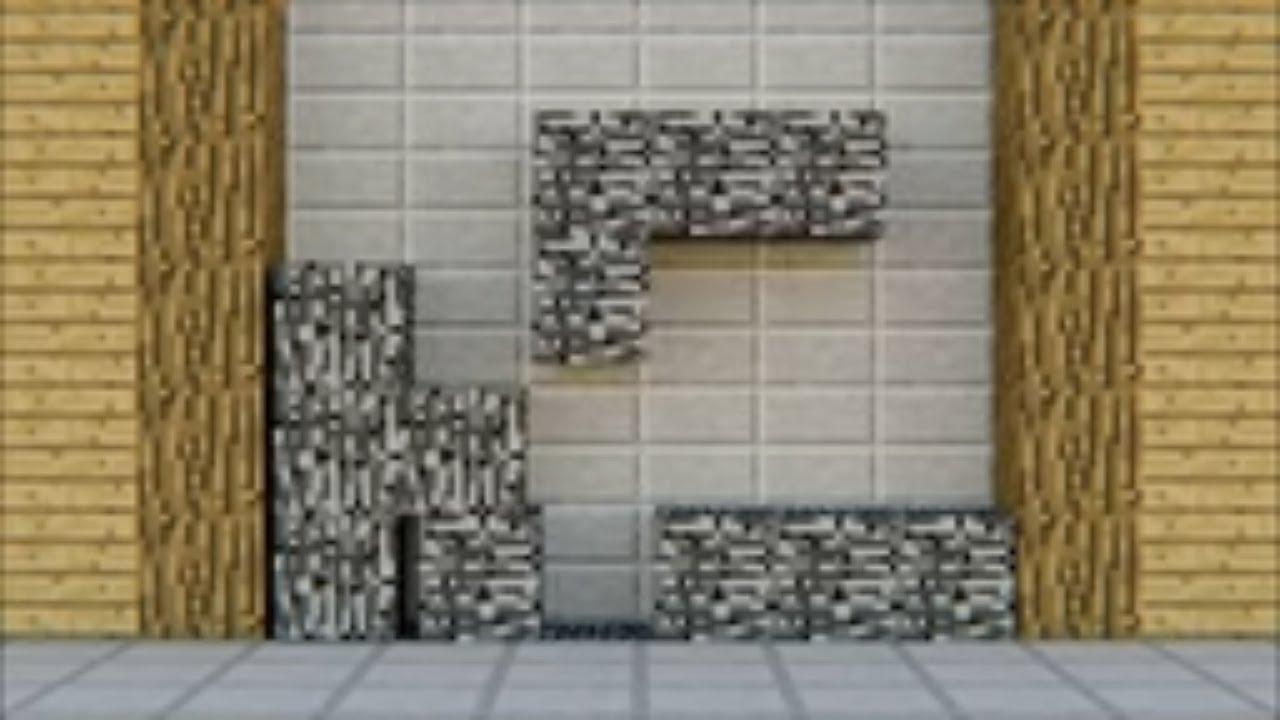 Minecraft Rigidbody Tetris Bedrock Edition 2