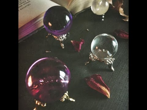 How I use my crystal ball