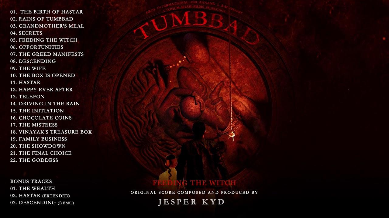 Tumbbad Full Official Soundtrack By Jesper Kyd