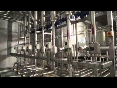 Nhà máy sữa Việt Nam của Vinamilk - Nhà máy MEGA