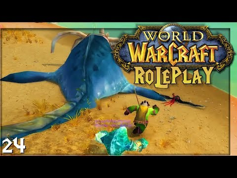 Grandiose Schatzsuche - WoW Roleplay - #24 - Balui + Baasti - World of Warcraft