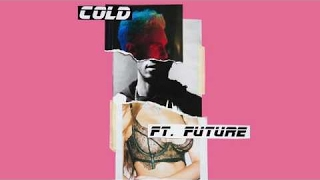 Maroon 5 – Cold ft Future 和訳&歌詞