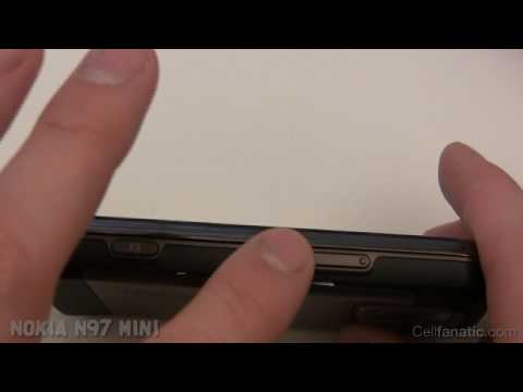 Nokia N97 Mini Review [HD]
