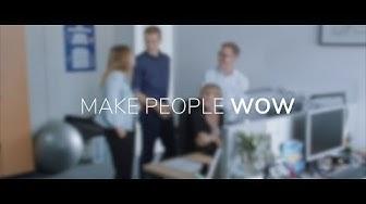 Make People WOW - Karriere bei der Gauselmann Group