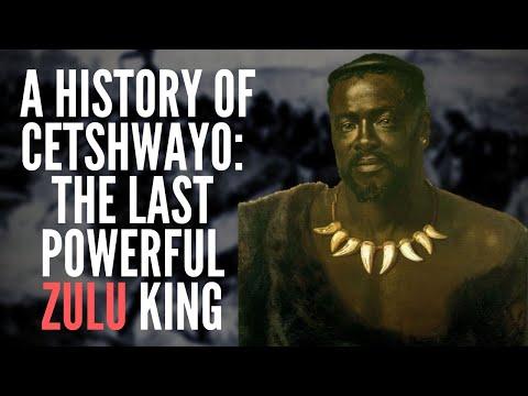 A History of Cetshwayo: The Last Powerful Zulu King