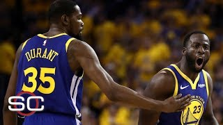 Warriors looked confused on defense in loss to Clippers in Game 5 - Tim Legler | SportsCenter