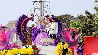 Así se vivió la Batalla de Flores 2019 Carnaval de  Barranquilla  - Carnival of Barranquilla