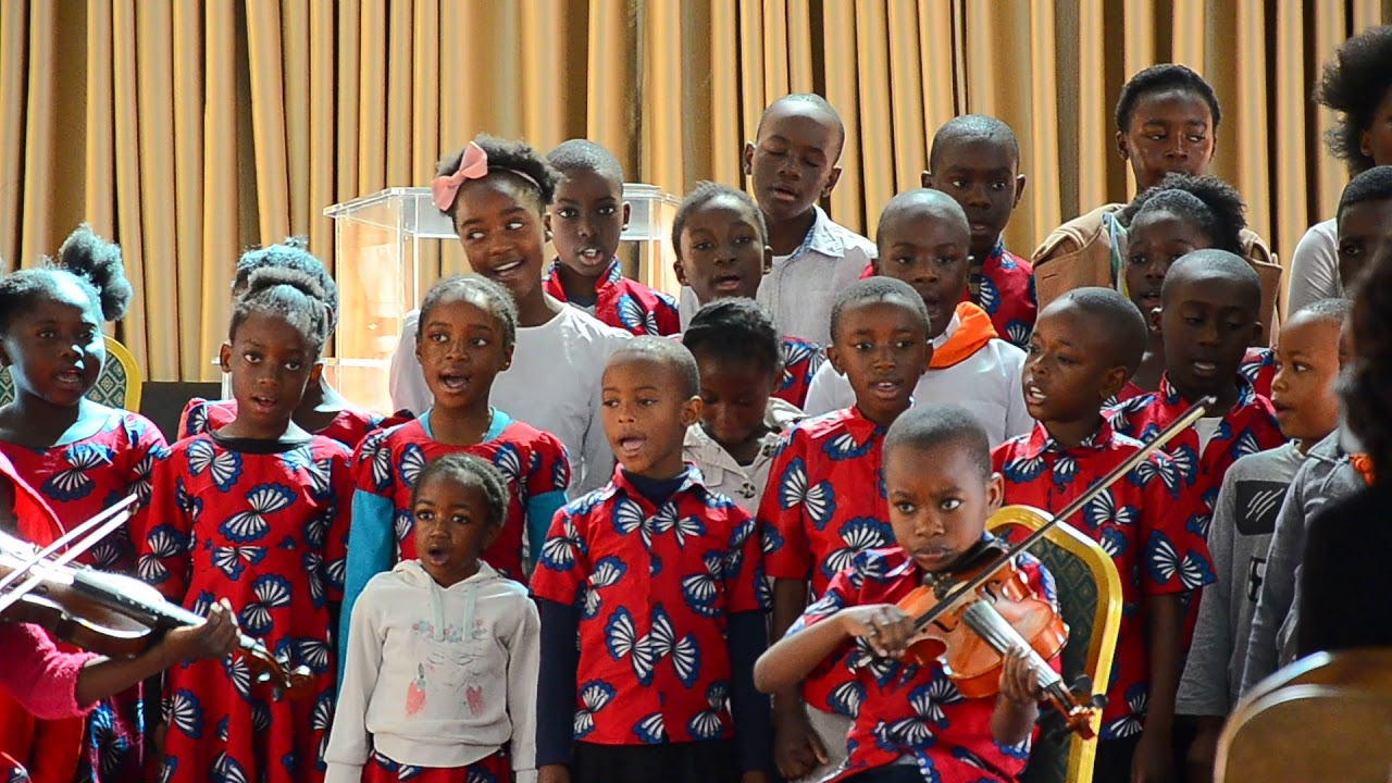 Kabwata SDA Children's Choir