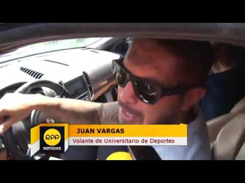 Juan Vargas   ¡Basta con lo del peso! Lo que corre es la pelota