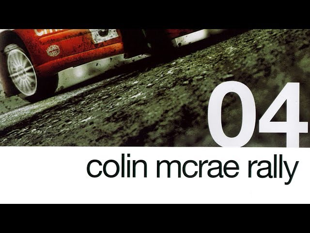 Playthrough [Xbox] Colin McRae Rally 04