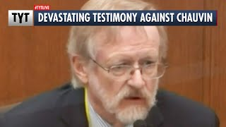 Doctor's DEVASTATING Testimony in Chauvin Case