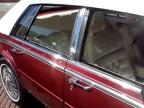 1985 Cadillac Seville Roadster Engine Trouble Youtube