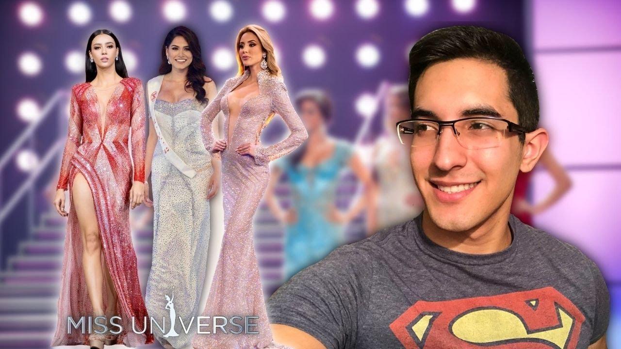 Miss Universo 2020: MI TOP 5 DE FAVORITAS