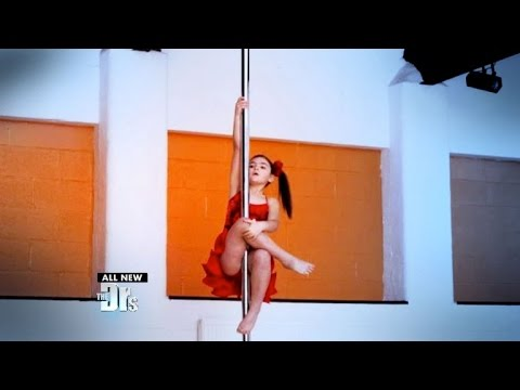 Child Pole Dancing Class? from YouTube · Duration:  4 minutes 12 seconds