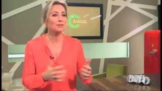 Anne-Sophie Lapix - Entrée libre