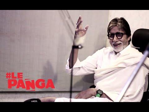 Star Sports Pro Kabaddi – Amitabh Bachchan! #LePanga