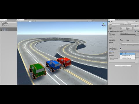 Unity Tutorial] Dreamteck Splines: Nodes and Junctions by