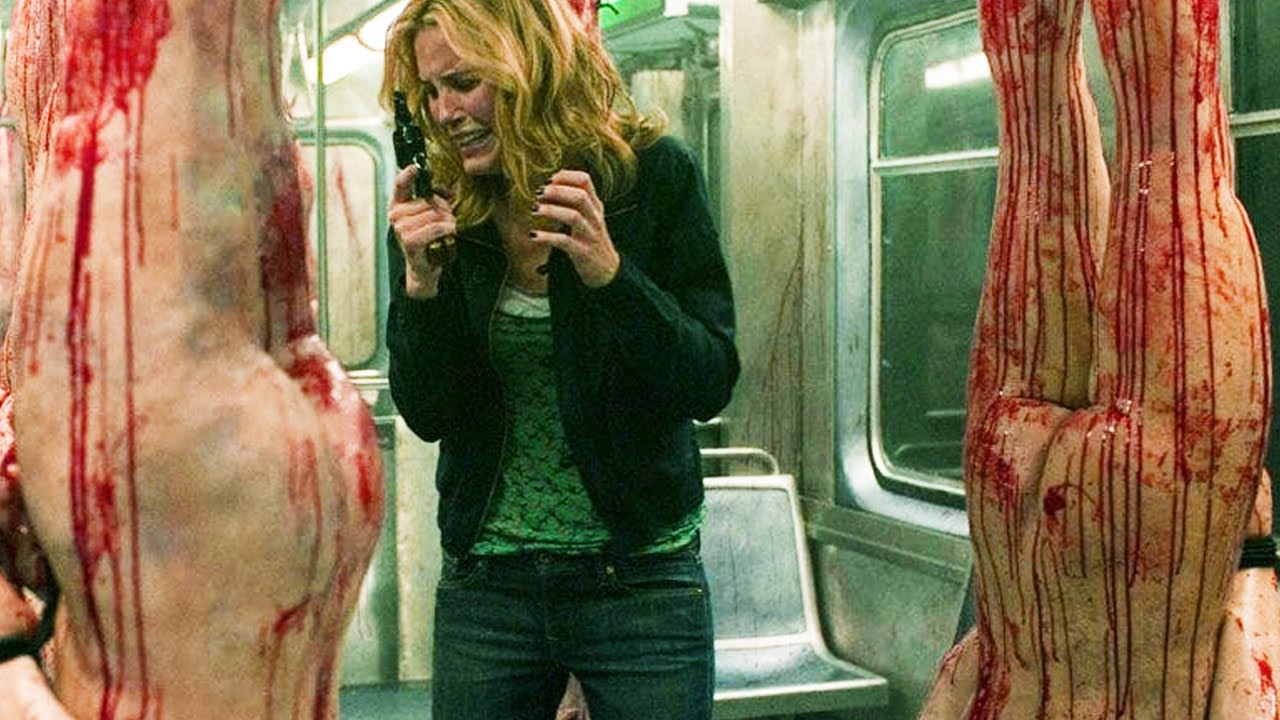 Download The Midnight Meat Train (2008) Movie Explained In Hindi & Urdu