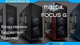Fractal Design FOCUS G. Куда девать кабели СКА?!