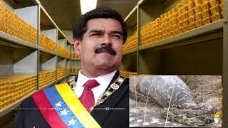 Всплыл золотой запас Венесуэлы