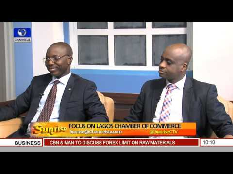 Sunrise: The Lagos Chamber Of Commerce And Its Business Development Strategies Pt 1