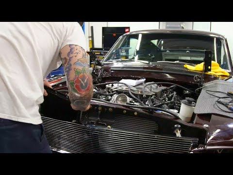 Golden Star Week to Wicked – '67 Mustang Fastback Day 4