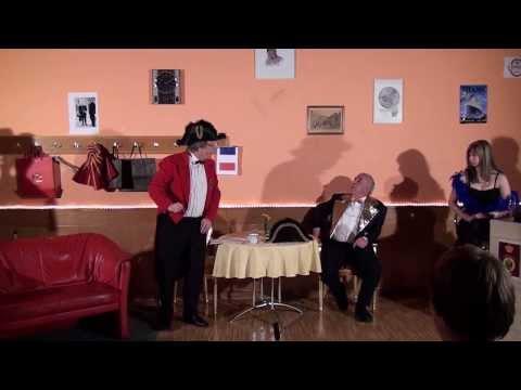 "Cabaret: ""Cafe Kaiserhof"" [2012]"