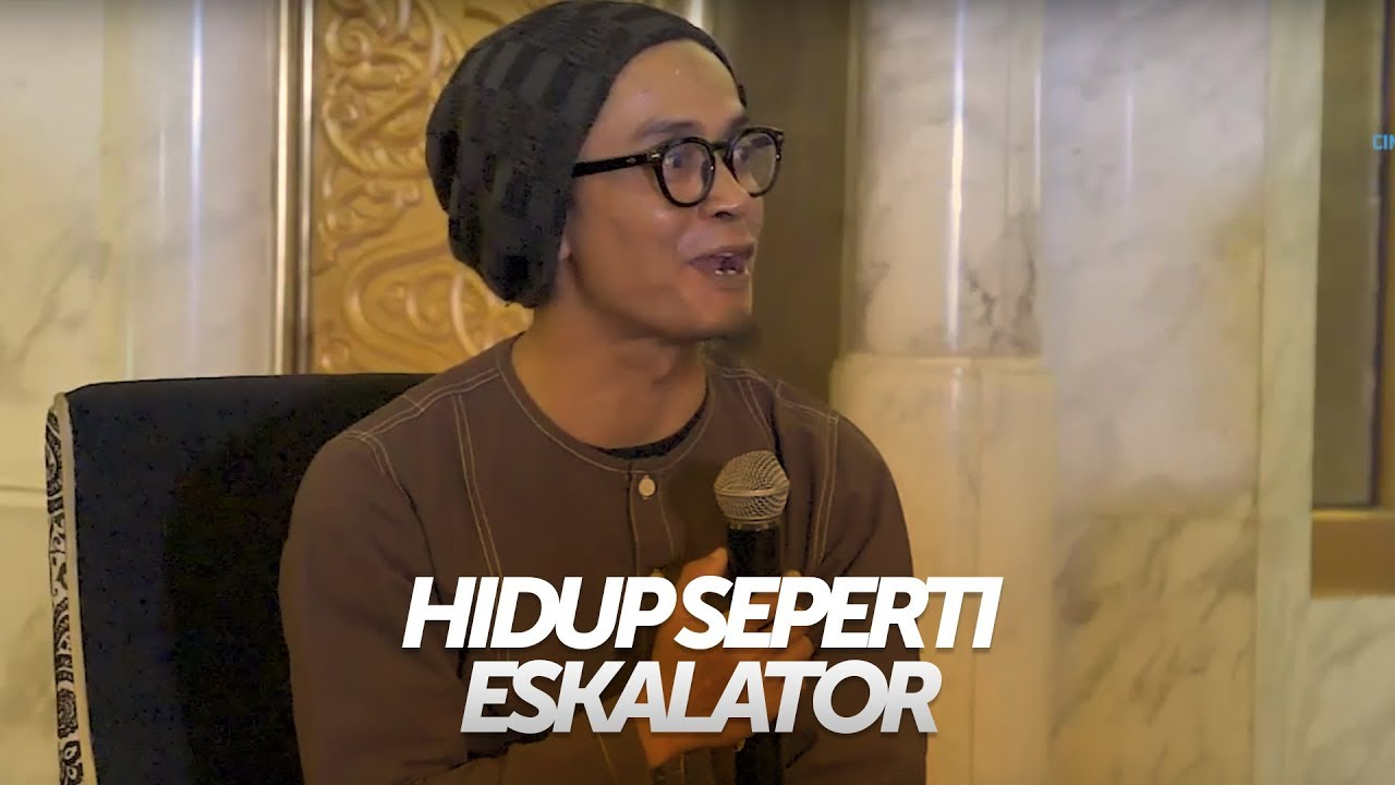 Hidup Ini Seperti Eskalator Ustadz Evie Effendie YouTube