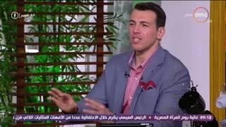 8 الصبح - لاول مرة د/جابر نصار رئيس جامعة القاهرة يتحدث عن حياته الشخصية وعن دور والدته فى حياته