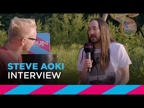 Steve Aoki on death Avicii: 'It's an eye-opener' | SLAM!