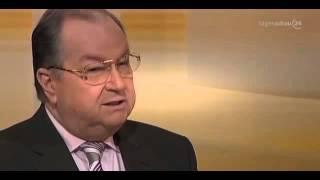 ✪✪ Im Gespräch mit Heinz Buschkowsky, Multikulti oder Parallelgesellschaft? ✪✪