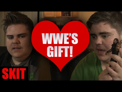 WWE's Gift to you.. the fans! (SKETCH)