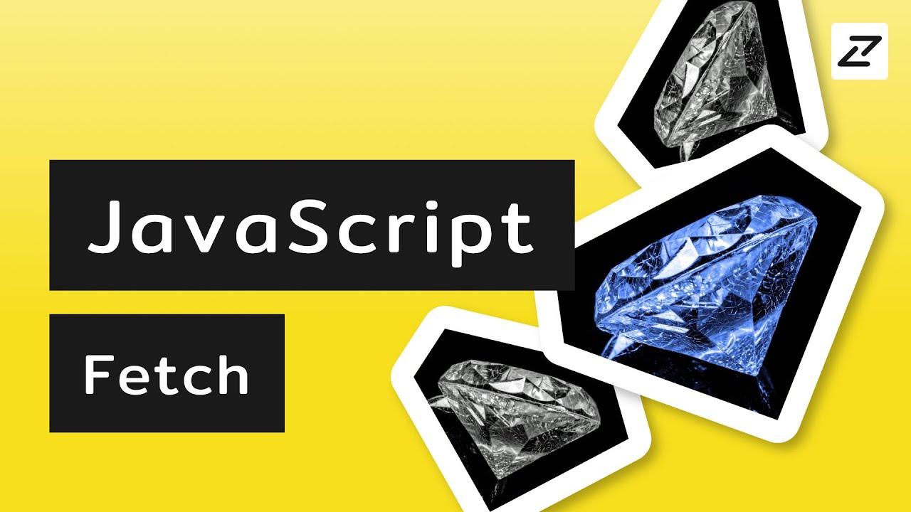 สอน JavaScript  - Fetch - เฟชรผมโคตรวิบวับวิบวับ