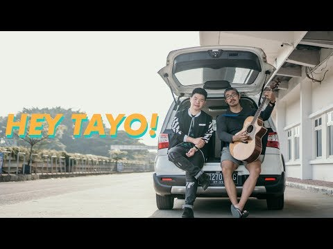 Free Download Hey Tayo - Eclat Acoustic Cover Mp3 dan Mp4