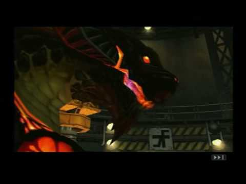 Breath of Fire 5 Dragon Quarter - Ending Boss - Chetyre