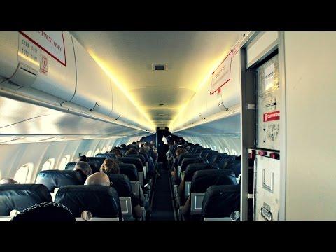 Arkia Israeli Airlines ATR72 Flight Experience: IZ161 Tel Aviv To Larnaca