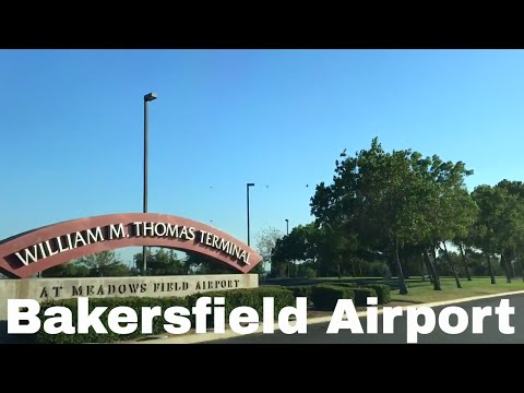 Meadows Field Bakersfield Airport (BFL)