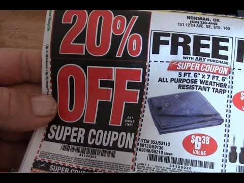 Gotta love coupons...