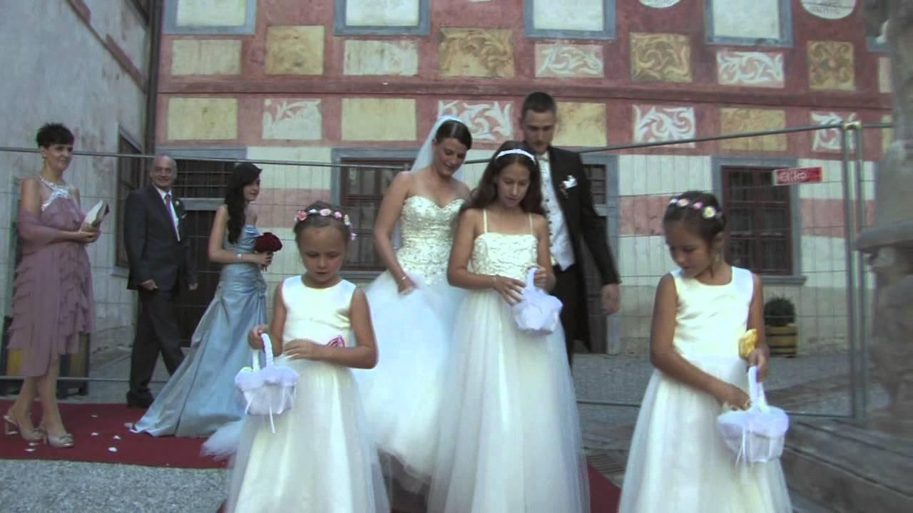 Hochzeit auf der Burg Forchtenstein  YouTube