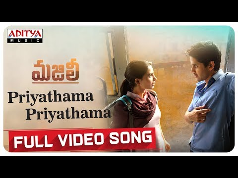 priyathama-priyathama-full-video-song-||-majili-video-songs-||-naga-chaitanya,-samantha