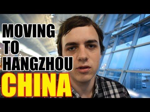 MOVING TO HANGZHOU, CHINA AS AN AU PAIR? [China Au Pair Vlog #1]