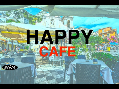 【CAFE MUSIC】Jazz & Bossa Nova Music - Background Music - Music For Work,Study