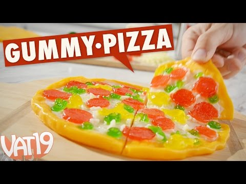 Thumbnail: Original Gummy Pizza from Vat19