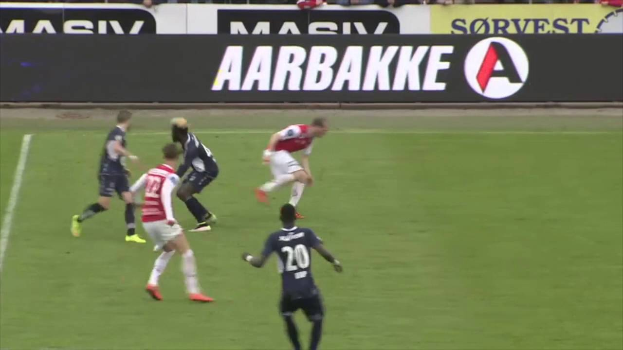 Seydou Bocar Seck Highlights 2016 Kristiansund BK