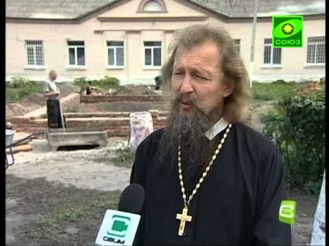 В селе Малая Локня Курской области на территори