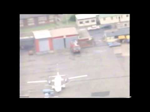 Old Footage Blackpool Airport
