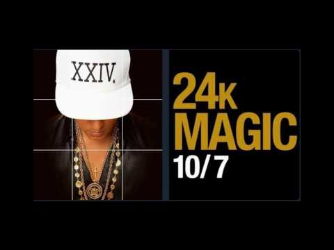 Bruno Mars 24K Magic (Download Free)