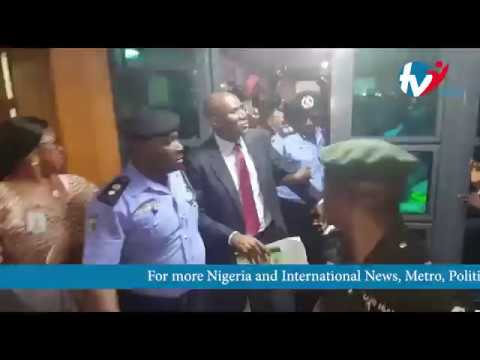 Police Arrest Senator Ovie Omo-Agege